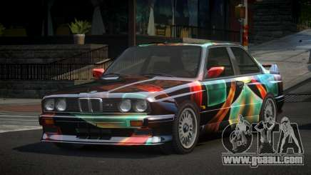 BMW M3 E30 GST U-Style PJ9 for GTA 4