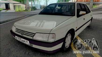 Peugeot 405 GLX Limousine for GTA San Andreas