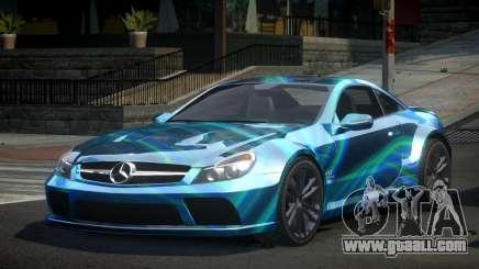 Mercedes-Benz SL65 U-Style PJ5 for GTA 4