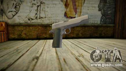Quality Colt 45 for GTA San Andreas