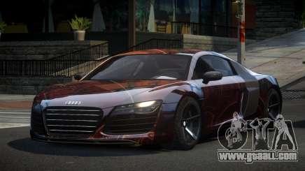 Audi R8 SP-U S1 for GTA 4