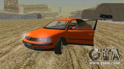 Volkswagen Passat 1.8T for GTA San Andreas