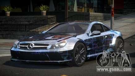 Mercedes-Benz SL65 U-Style PJ6 for GTA 4