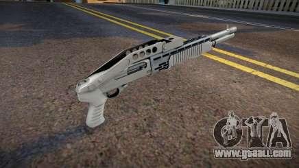 Remastered shotgspa for GTA San Andreas