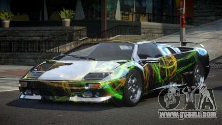 Lamborghini Diablo U-Style S2 for GTA 4