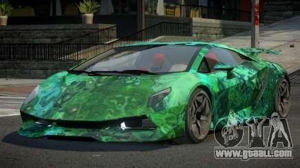 Lamborghini Sesto Elemento PS-R S8 for GTA 4