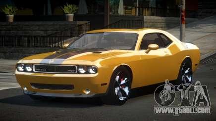 Dodge Challenger SRT US for GTA 4