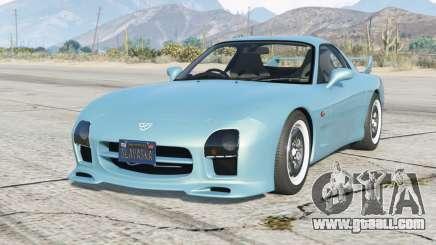 Mazda RX-7 Mazdaspeed A-Spec (FD3S)〡add-on for GTA 5