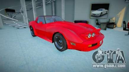 1982 Chevrolet Corvette C3 for GTA San Andreas