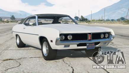 Ford Torino 500 Hardtop Coupe 1971〡add-on for GTA 5