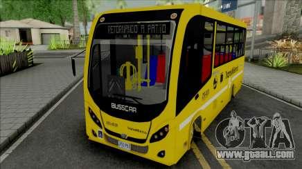 Busscar Optimuss for GTA San Andreas
