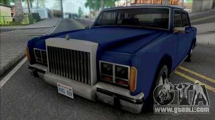 Stafford MK2 for GTA San Andreas