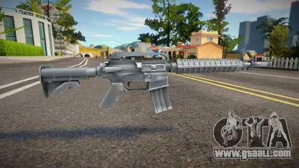 Improved M4 for GTA San Andreas
