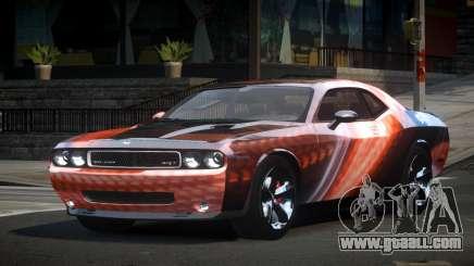 Dodge Challenger SRT US S8 for GTA 4