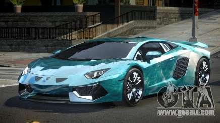 Lamborghini Aventador PSI Qz S2 for GTA 4