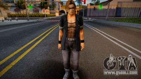Dead Or Alive 5: Ultimate - Ein (Costume 1) 1 for GTA San Andreas