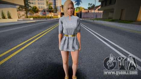Helena v17 for GTA San Andreas