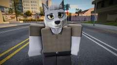 Roblox Mafia Wolf for GTA San Andreas