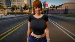 Sexy girl from DOA 1 for GTA San Andreas
