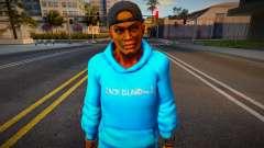 Dead Or Alive 5: Ultimate - Zack 4 for GTA San Andreas