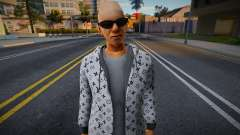 New Omonood Casual V1 Outfit LV 2 for GTA San Andreas