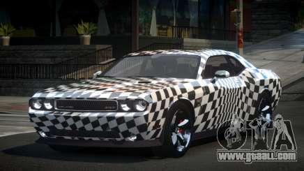Dodge Challenger BS SRT8 S2 for GTA 4