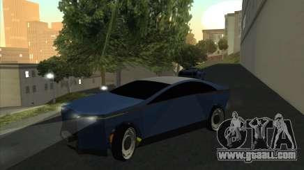 ZrKherfst for GTA San Andreas