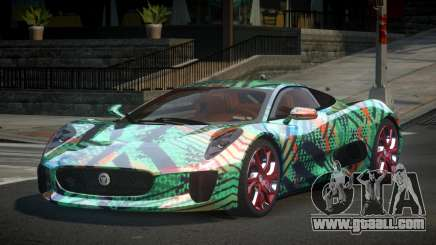 Jaguar C-X75 US S5 for GTA 4