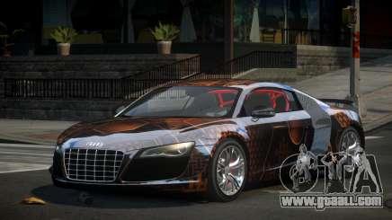 Audi R8 U-Style S1 for GTA 4