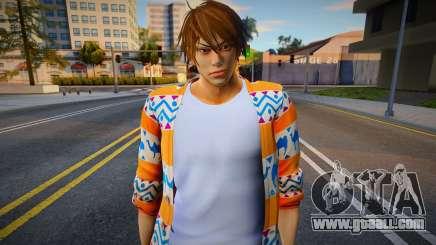 Shin Casual Tekken for GTA San Andreas