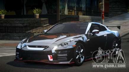 Nissan GT-R Zq for GTA 4