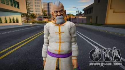 Dead Or Alive 5 - Gen Fu (Costume 1) 2 for GTA San Andreas
