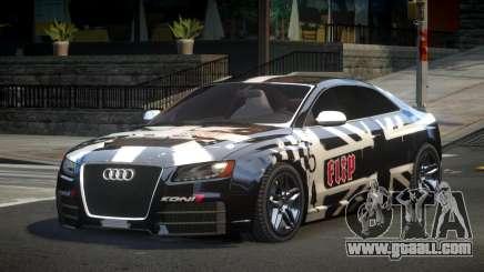 Audi S5 BS-U S5 for GTA 4