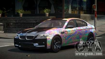 BMW M5 U-Style S8 for GTA 4