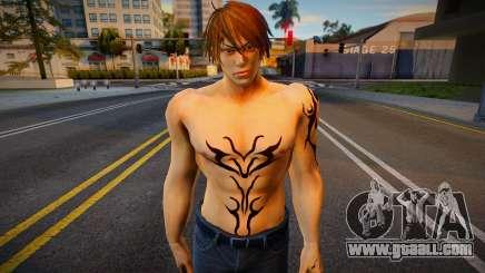Shin Casual Tekken (Bad Boy 6) for GTA San Andreas