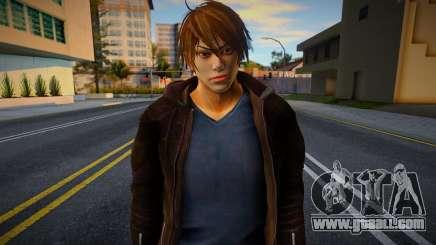 Shin Casual Tekken (FBI) for GTA San Andreas