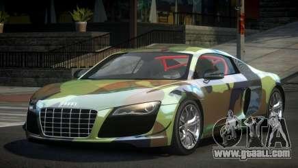 Audi R8 U-Style S4 for GTA 4