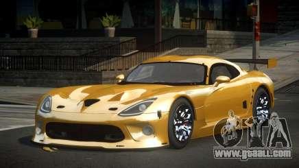 Dodge Viper G-Tuning for GTA 4