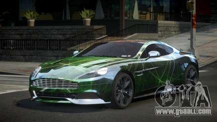 Aston Martin Vanquish Zq S7 for GTA 4