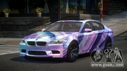 BMW M5 U-Style S5 for GTA 4