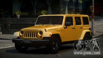Jeep Wrangler US for GTA 4