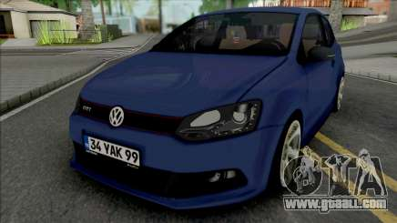 Volkswagen Polo GTI (AirBoy) for GTA San Andreas
