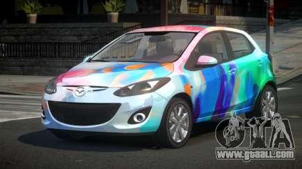 Mazda 2 U-Style S6 for GTA 4