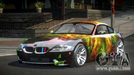BMW Z4 Qz S4 for GTA 4