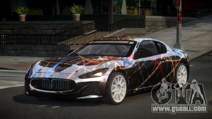Maserati Gran Turismo US PJ10 for GTA 4