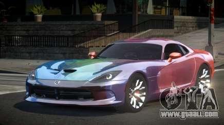 Dodge Viper SRT US S7 for GTA 4
