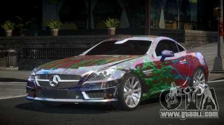 Mercedes-Benz SLK55 GS-U PJ5 for GTA 4