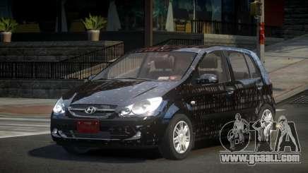 Hyundai Getz GS PJ3 for GTA 4