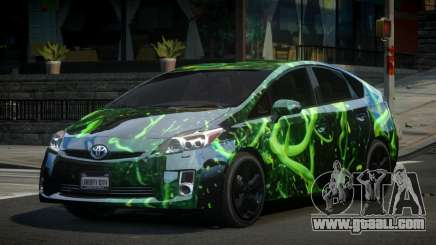 Toyota Prius US S2 for GTA 4