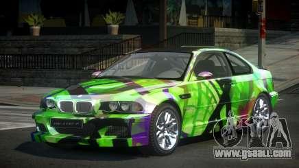 BMW M3 SP-U S7 for GTA 4